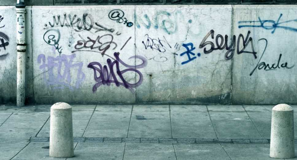 Graffiti removal services in Liverpool