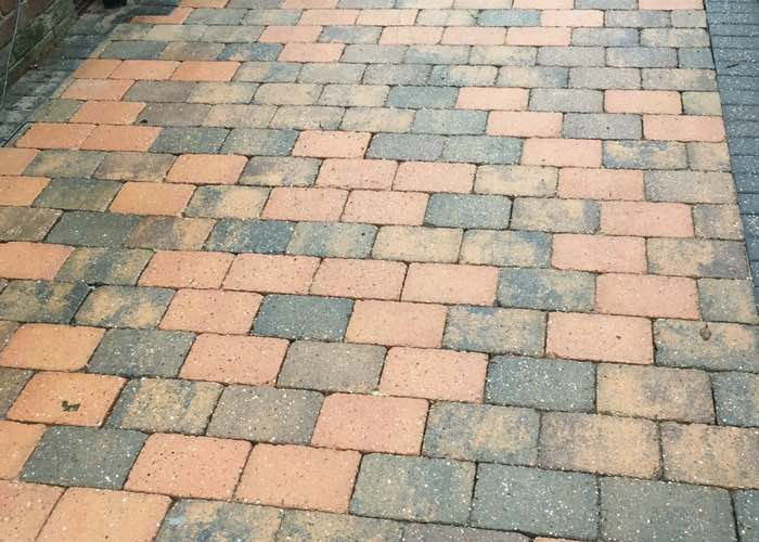 Driveway Cleaning & Re-sanding in Allerton, Liverpool