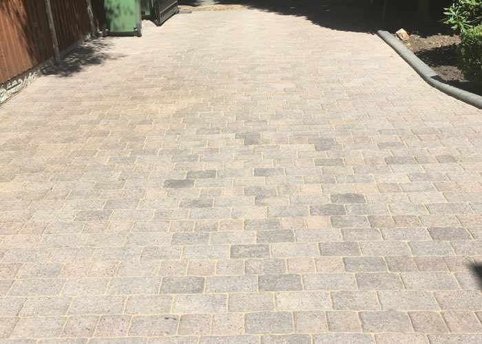 Driveway Cleaning Project – CCPW – Liverpool