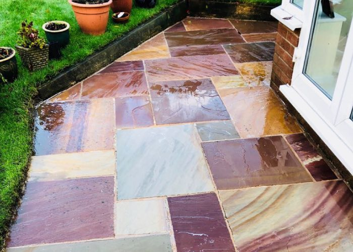 Patio cleaning services in Liverpool