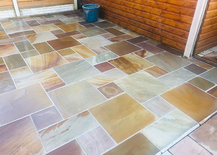 Patio Re-Pointing in Liverpool, Merseyside